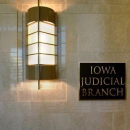 Judicial Court House, IA