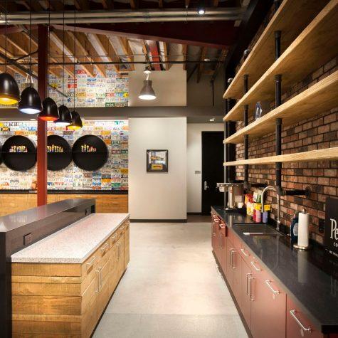 WD-40 Company Headquarters  San Diego, CA  Project Architect/Designer: ID Studios, Inc.